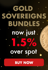 Gold Sovereign Sale