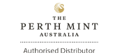 We're authorised distributors of Perth Mint products