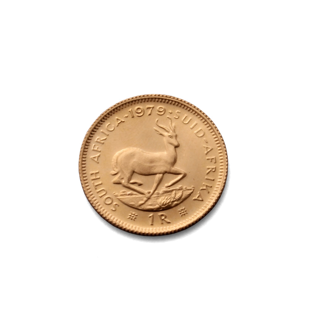 One Rand Gold Coin