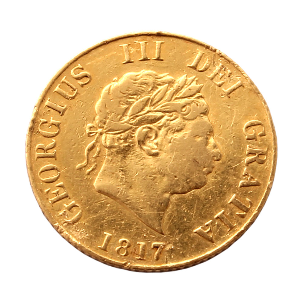 1817 Half Sovereign