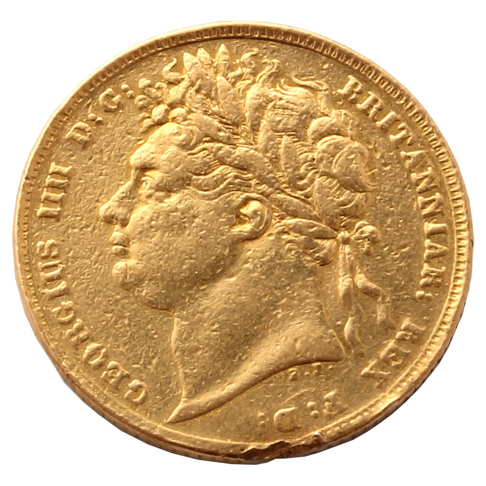1822 Sovereign