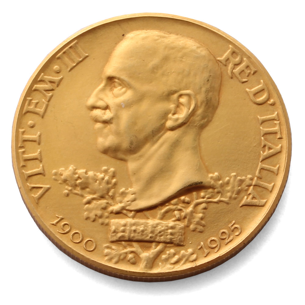 1900 1925 Italian 100 Lire Gold Coin Rare Coin For Coin