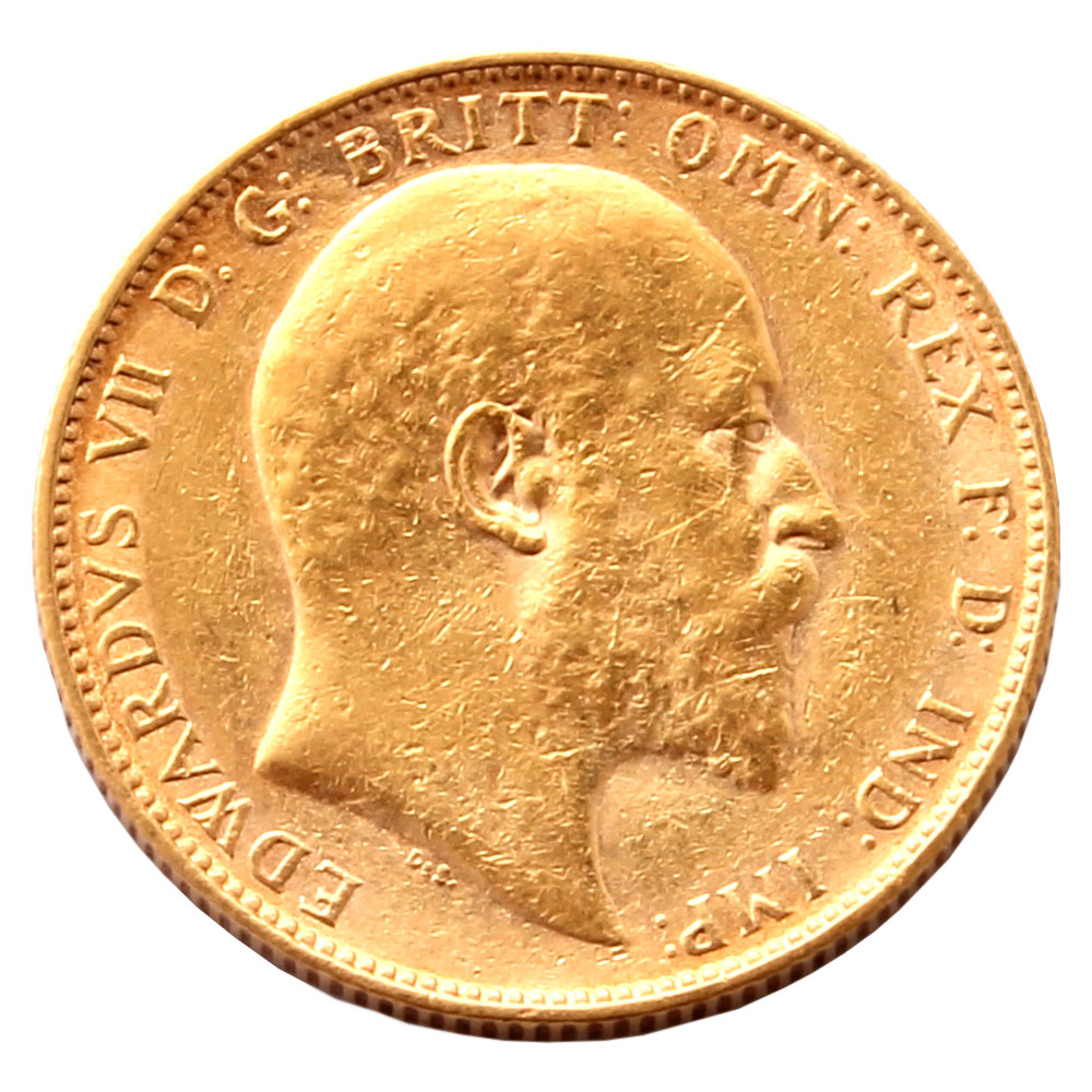 1904 Perth Mint Sovereign