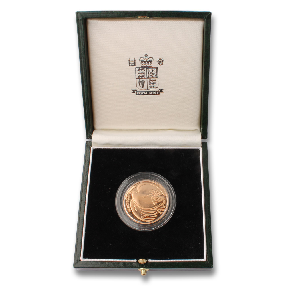 1995 Gold Proof £2 Coin