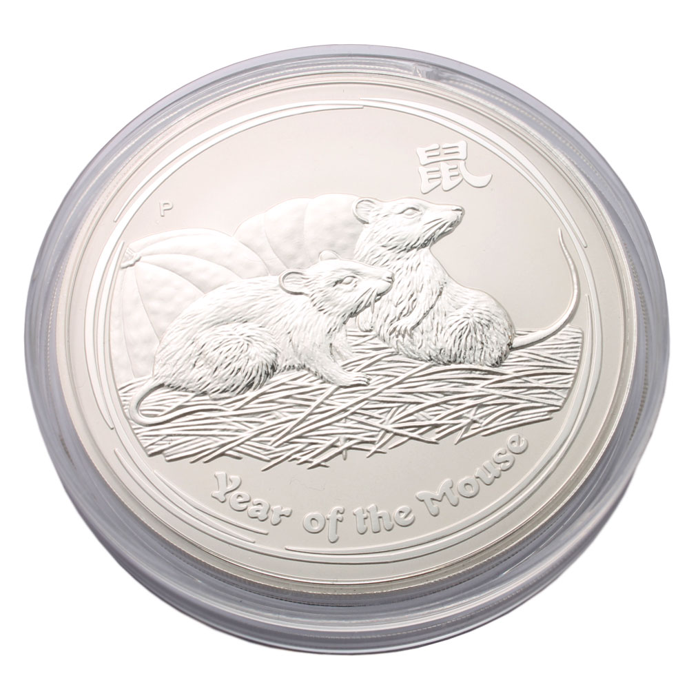 1kg silver coin price in india