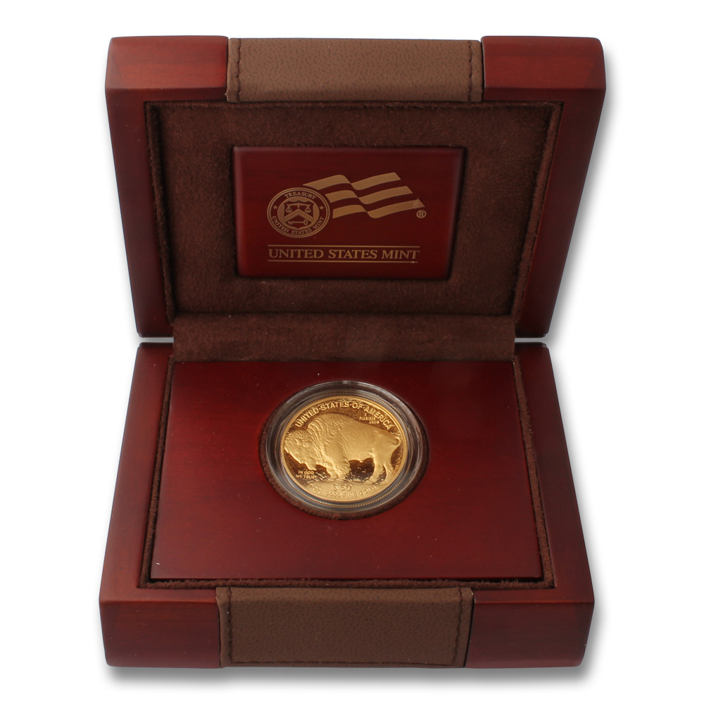 2011 American Buffalo 1oz Gold Proof Coin