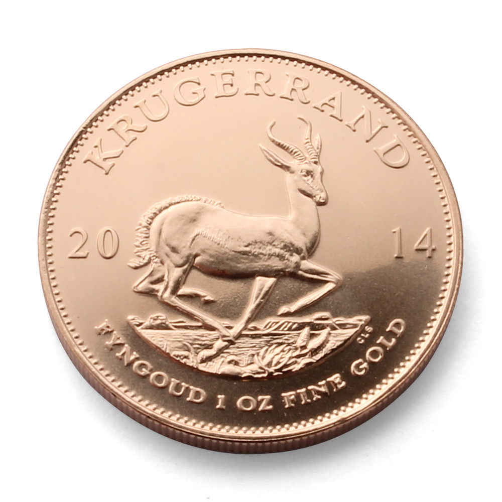 2014 Krugerrand - South African Gold Coins
