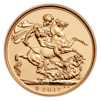 2017 Gold Sovereign (200th Anniversary)