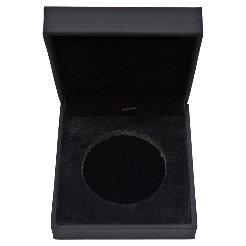 Exclusive Black Gift Box for a Silver Britannia & Krugerrand (GI)