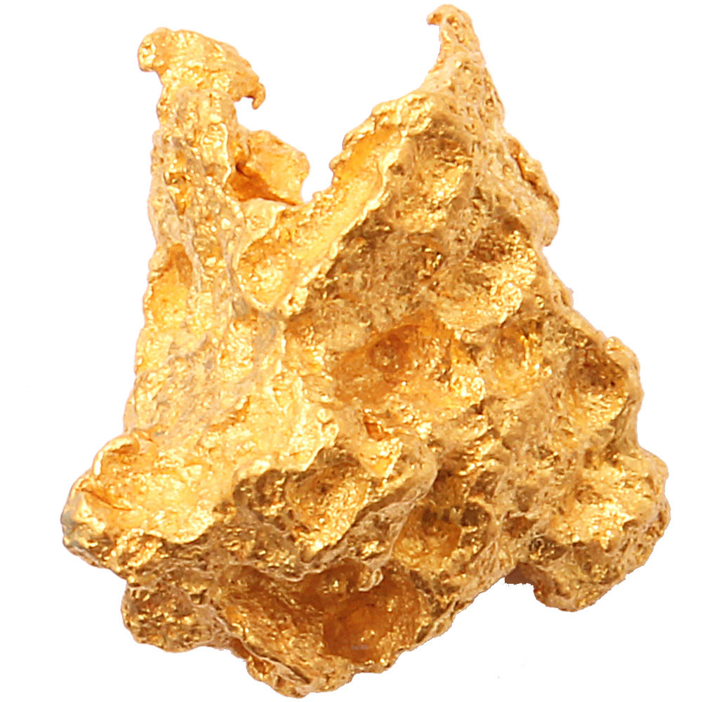 Natural Gold Nugget 'Andromeda'