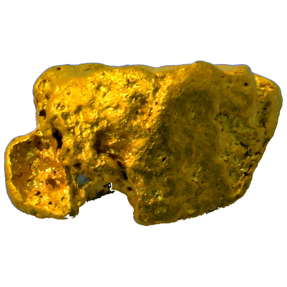 Natural Nugget 'Asteroid'