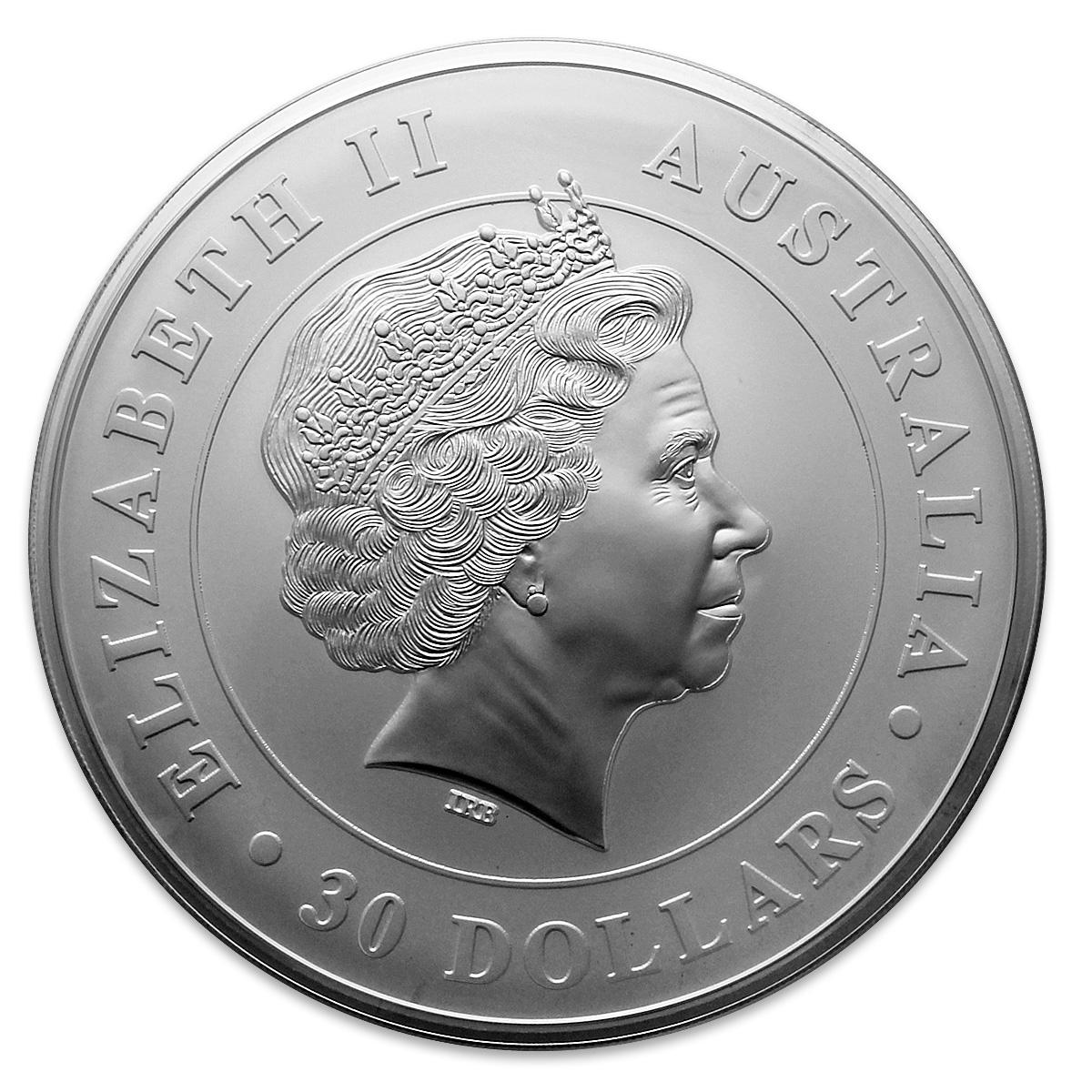 Kilo Silvers: 1 Kilo Silver Coin