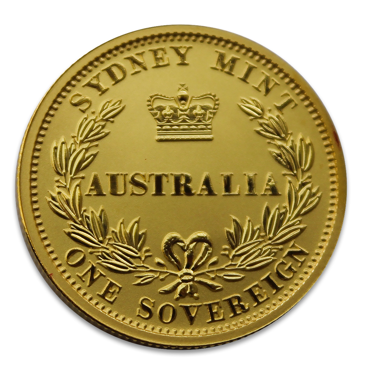 Australian Gold Sovereign Sydney Mint Gold Coin