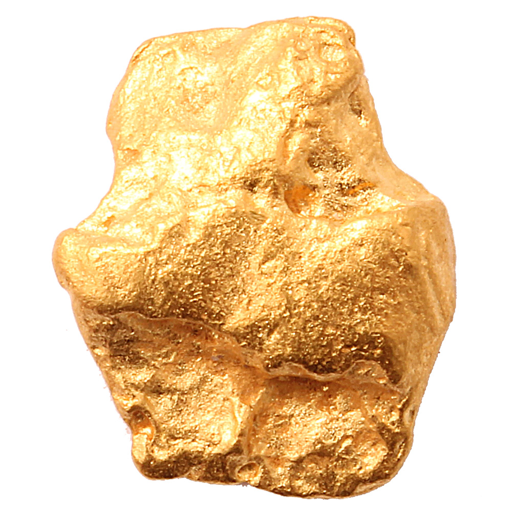 Natural Gold Nugget 'Calypso'