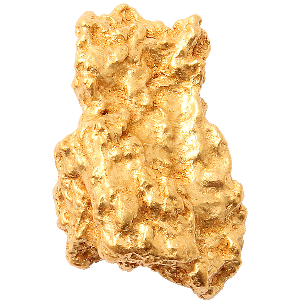 Natural Gold Nugget 'Demeter'