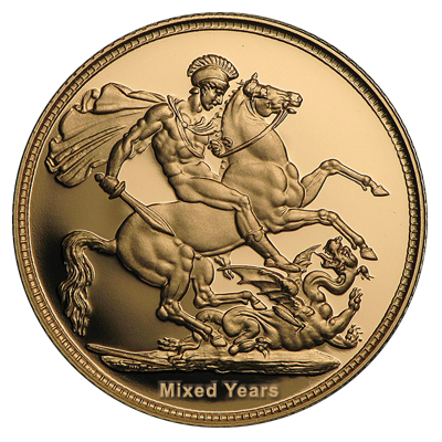 Mixed Year Sovereign - Our Choice - Subscribers Only