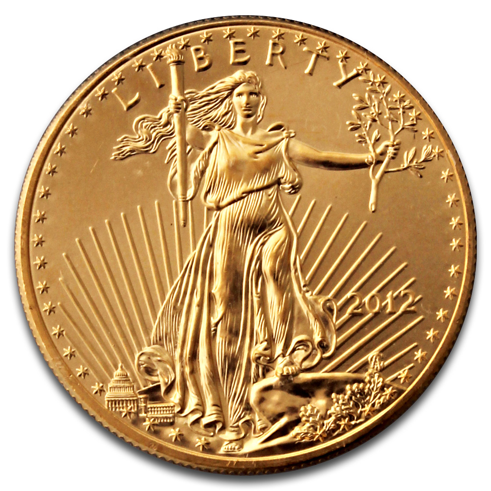Buy American Eagle Gold 1oz Bullion Coins Online Gold