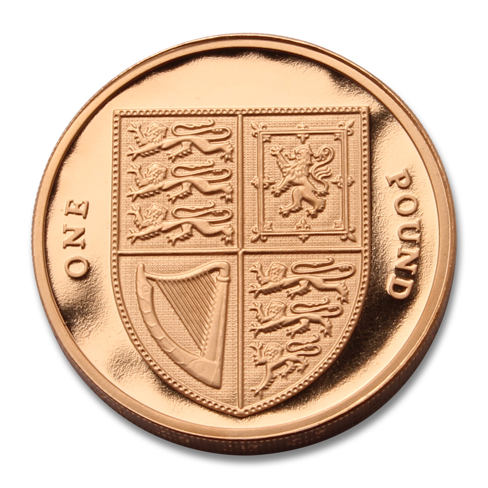 £1 Gold Proof Coin