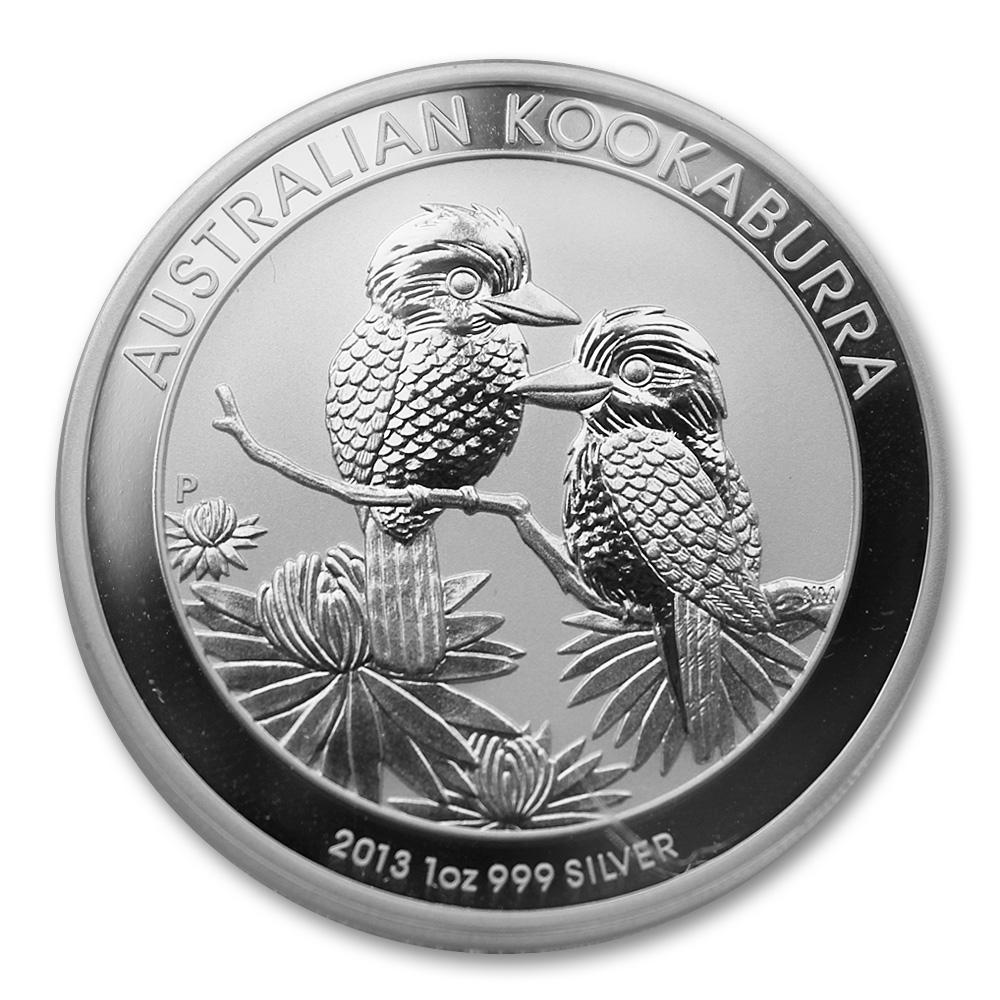 Australian kookaburra coin - photo#21