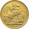 George IV Gold Sovereign (1821 - 1825)