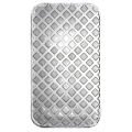 1oz Silver Trade Bar American Morgan