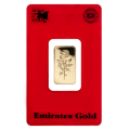 10g Gold Bar - Emirates Gold Certicard