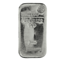 CLEARANCE - 1kg Silver Bar - Umicore Cast Bar (EOL)