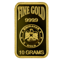 10g Gold Bar - Emirates Gold Blister Pack