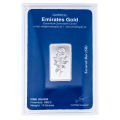 Emirates 10 gram Boxed Silver Bar
