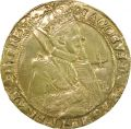 James I Gold Unite with Thistle Mintmark