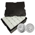 Watch STORAGE ONLY - 1oz Silver Britannia Monster Box - VAT FREE YouTube Video