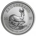 2021 1oz Silver Krugerrand | South African Mint