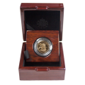 Gold Full Proof Sovereign (Boxed)