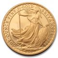 2006 Proof 1oz Gold Britannia Coin