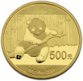 2014 1oz Chinese Panda Gold Coin
