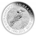 Kookaburra 10oz Silver Bullion Coin