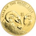 2015 Year of the Sheep 1oz Gold Coin