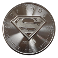 2016 Marvel Superman 1oz Silver Coin