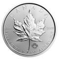 2017 Maple Leaf 1 oz Silver Coin