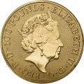 2018 Lunar 1oz ' Year of the Dog' Gold Coin (Royal Mint)