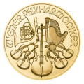 2018 1oz Philharmonic Gold Coin (Austria)