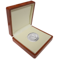 2018 Silver Britannia in Premium Display Box