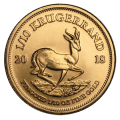 2018 1/10th Gold Krugerrand Coin