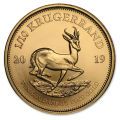 2019 1/10th Gold Krugerrand Coin