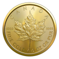 1/2oz 2020 Gold Maple Leaf Coins