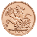 2020 Gold Double Sovereign