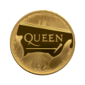2020 1/4oz Queen Gold Proof Coin