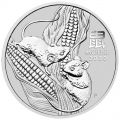 2020 1kg Lunar Mouse Silver Coin - Perth Mint