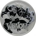 2020 1oz Marvel's Venom Silver Coin