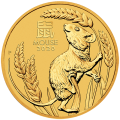 2020 1oz Lunar Mouse Gold Coin - Perth Mint